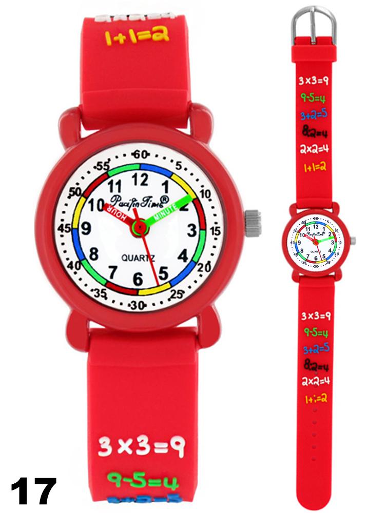 Armbanduhr kinder  Kinderuhr Lernuhr Kinderuhren Kinder Uhr Armbanduhr Kinderlernuhr ...